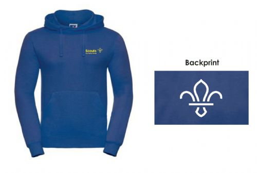 3rd North Weald Scouts Hoody SENIOR